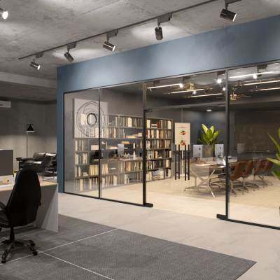 The Various Benefits Of Installing Glass Partitions In An Office Area