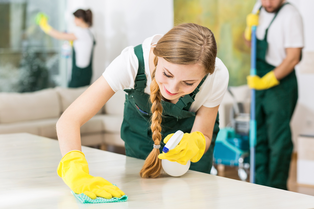 cleaning business insurance you can trust